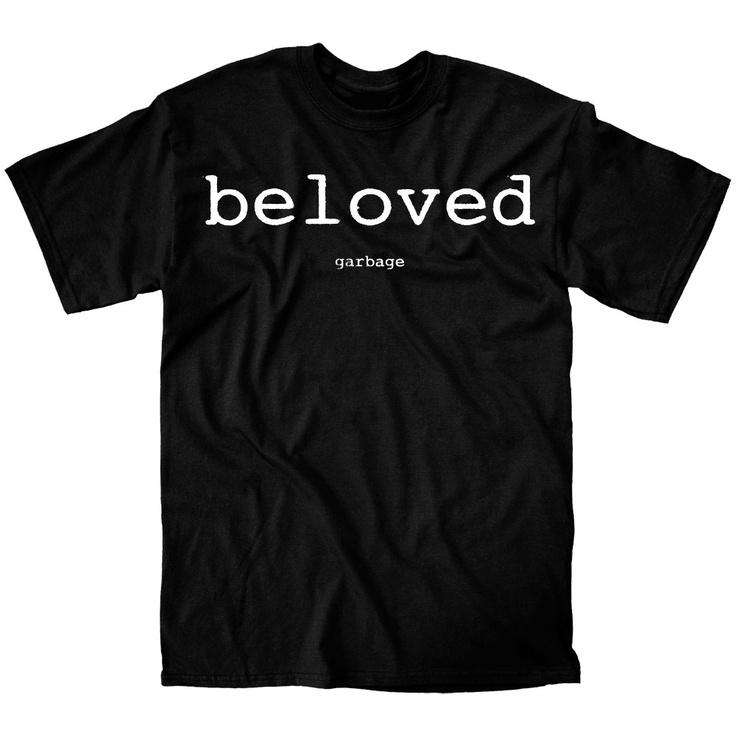 Beloved - Garbage Official Merchandise