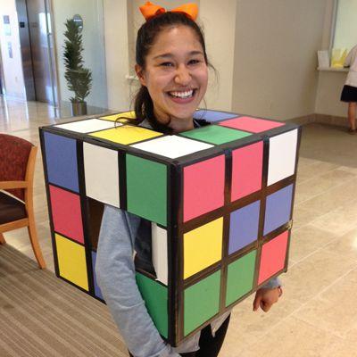 A Halloween Puzzle: Rubik's Cube | MathFour