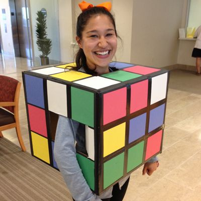 A Halloween Puzzle: Rubik's Cube | MathFour