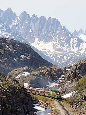 So glad we did this! (White Pass & Yukon Railroad)