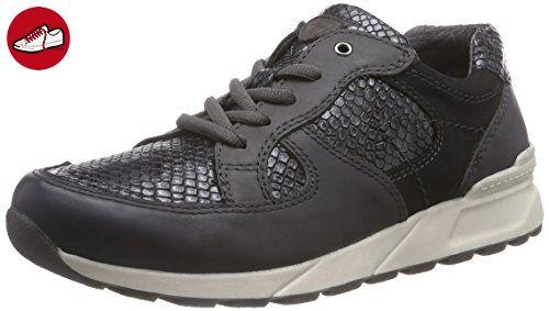 Tamaris 23603, Damen Sneakers, Mehrfarbig (Grey Comb 221), 39 EU (6 Damen UK) - Tamaris schuhe (*Partner-Link)