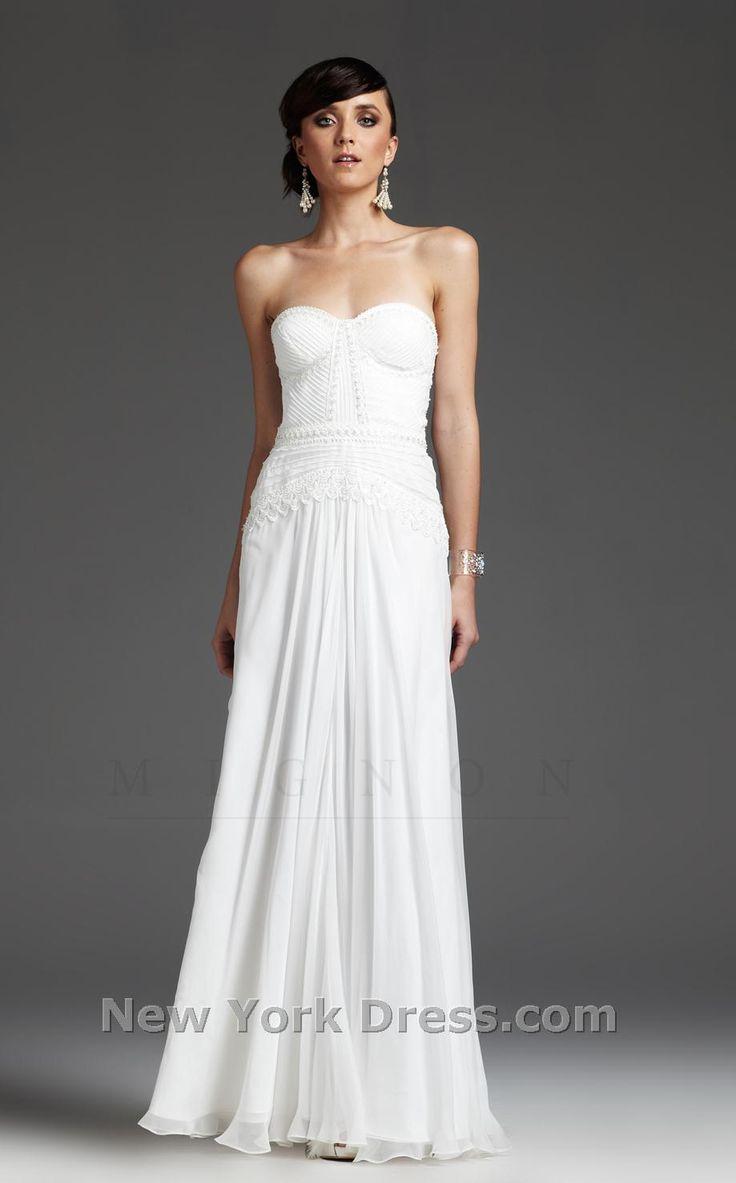 Mignon VM883 398 Is A Perfect Bridal Dress For Petite Brides Who Love