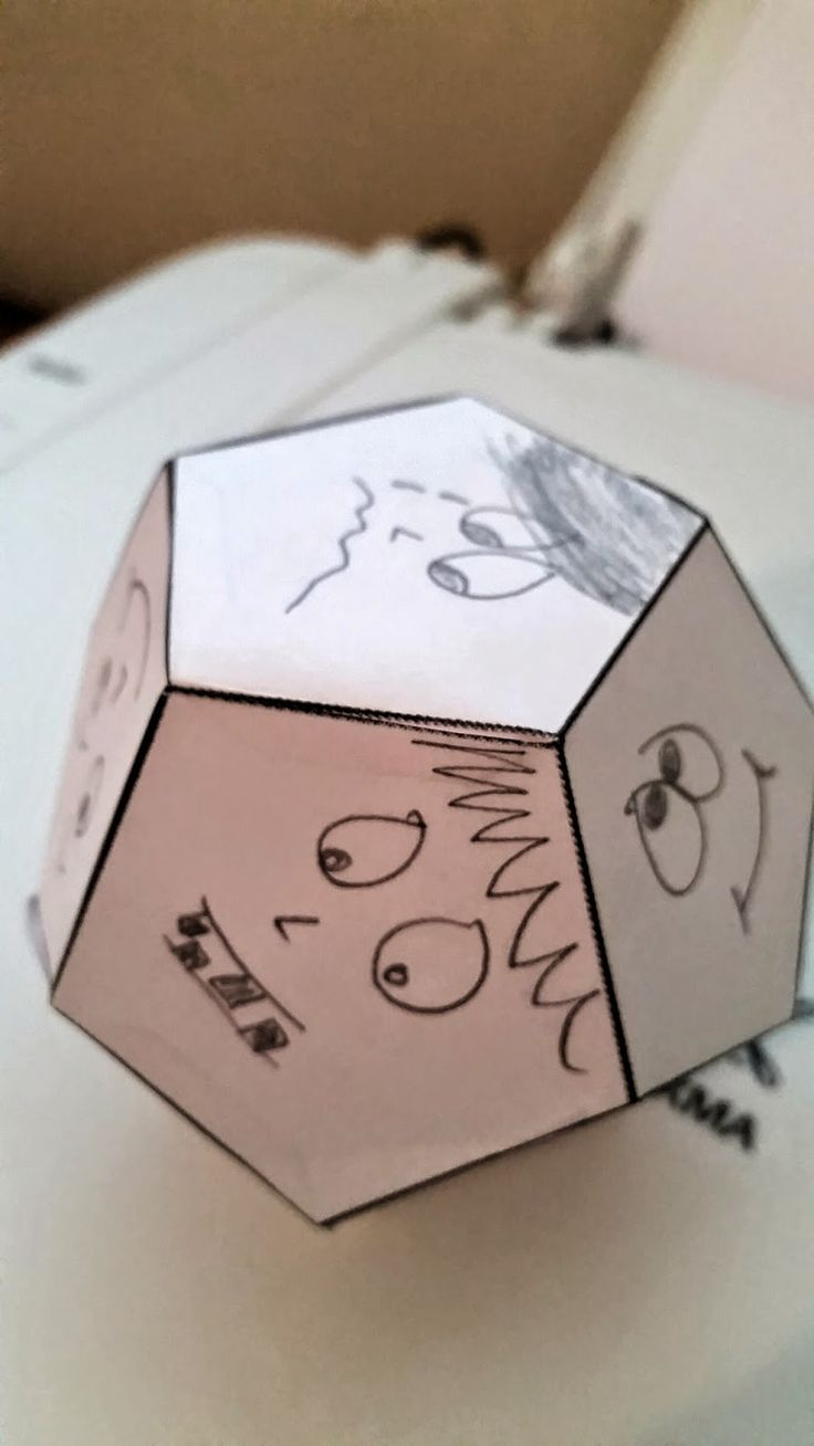 Rookie Mistake: The Phantom Tollbooth: Dodecahedron Activity