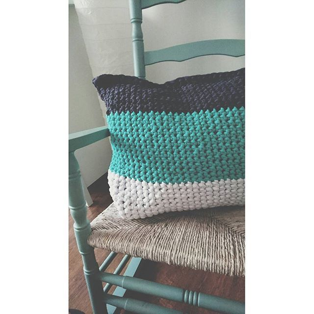 трикотажная пржа подушки