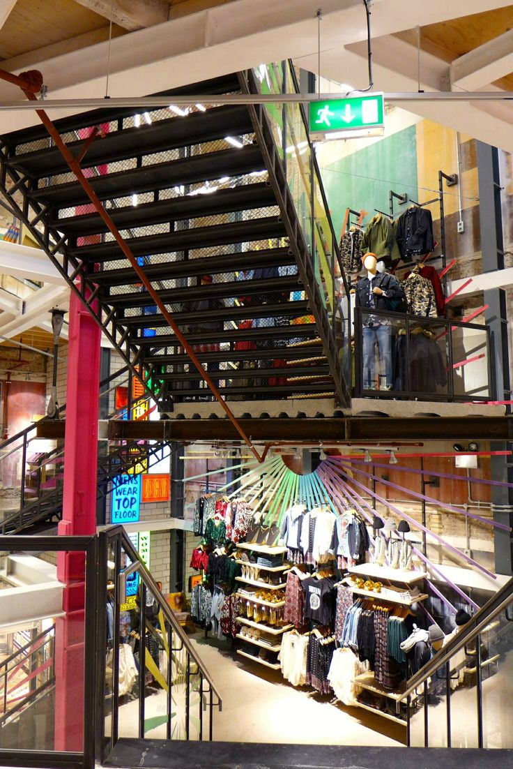Urban outfitters amsterdam shoplifter interior Interior design shops amsterdam