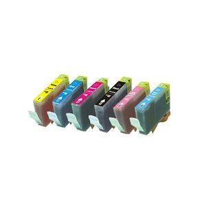 2SET CLI-8 For Canon CLI 8  ink Cartridge For Canon CLI8 For Canon Pixma iP6600D iP6700D printer ink