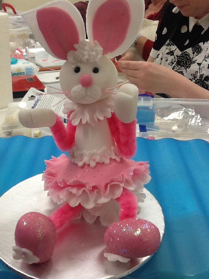 Sugar wobbly bunny