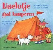 Liselotje gaat kamperen door Marianne Busser en Ron Schröder