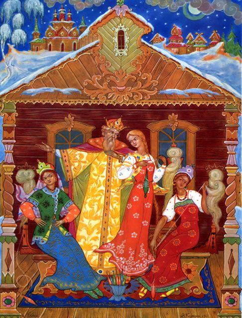 Славянские свадебные традиции в языческий период