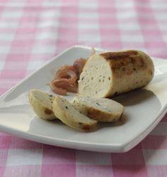 Boudins blancs de volaille maison - Ôdélices : Recettes de cuisine faciles et originales !