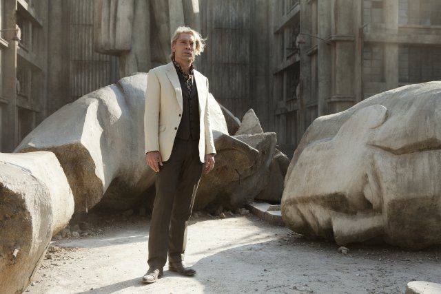Raoul Silva (Javier Bardem) in Skyfall