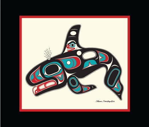 34 Best Native Art Images On Pinterest Native Art Haida Art And