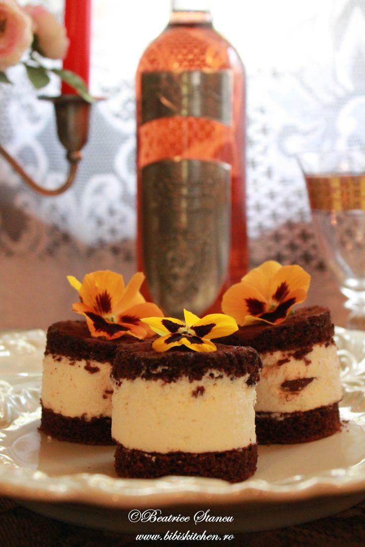 Prajitura cu lapte condensat si Nutella | Bibi's Kitchen