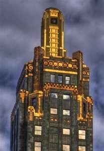 Carbide & Carbon Building ~Chicago