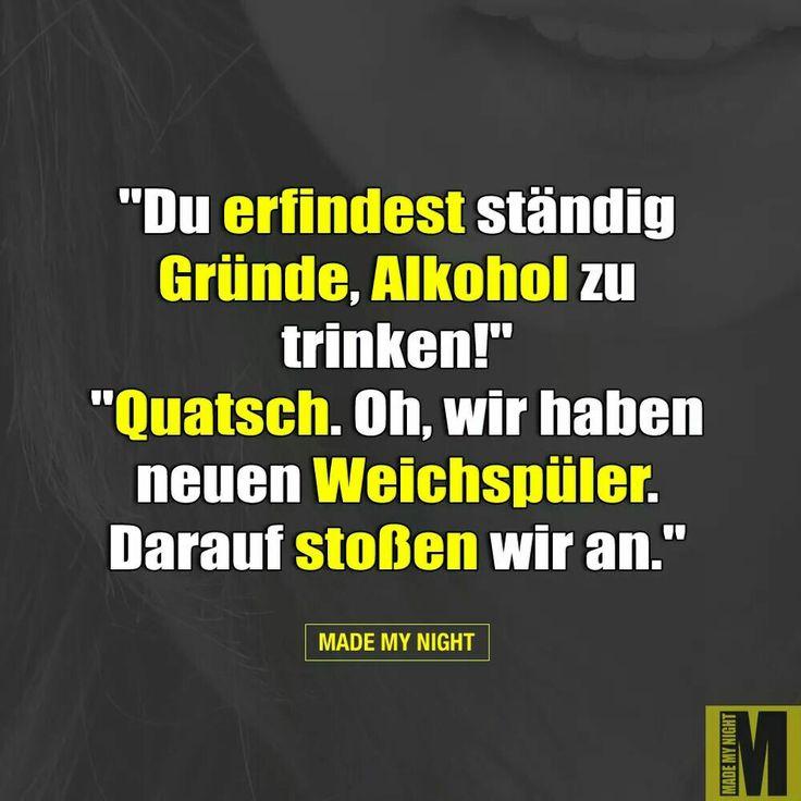 2342 best Zitate, Sprüche , Lustig images on Pinterest | A ...