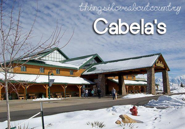 Cabela's South Portland, Maine