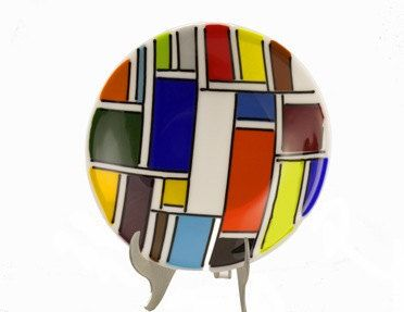 Hey, I found this really awesome Etsy listing at http://www.etsy.com/listing/130498197/mondrian-block-fused-glass-bowl