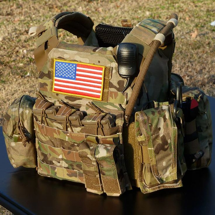 82 best Plate carrier setup images on Pinterest | Tactical gear ...