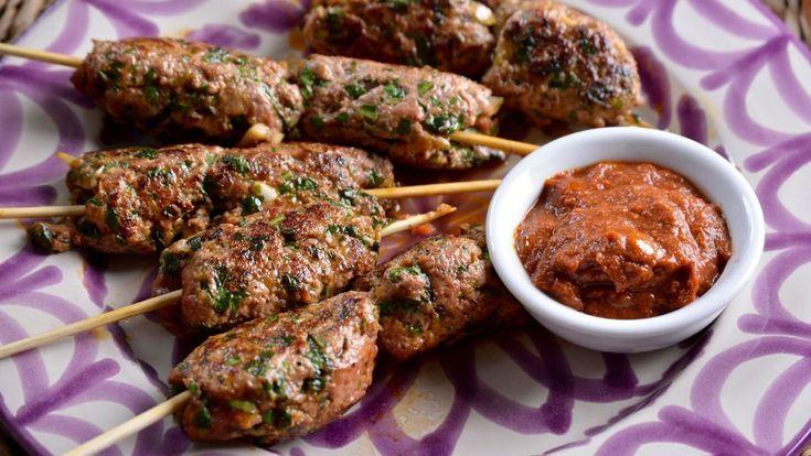 Kefta kebab (Kefta Al'Meshwi) - Najat Kaanache - Receta - Canal Cocina