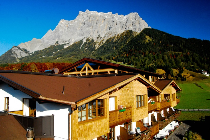 Family wellness hotel Tirolerhof Austria