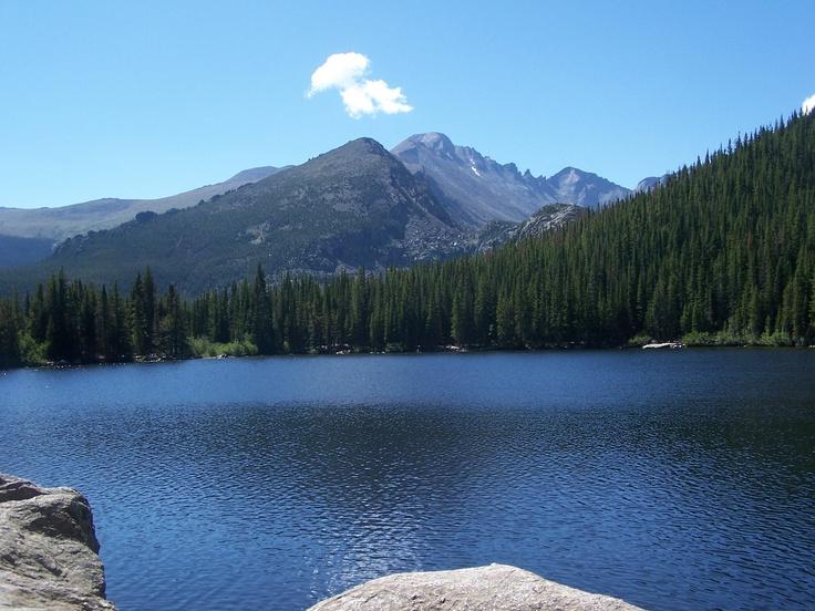 Bear Lake in RMNP...Estes Park, COEstes Park