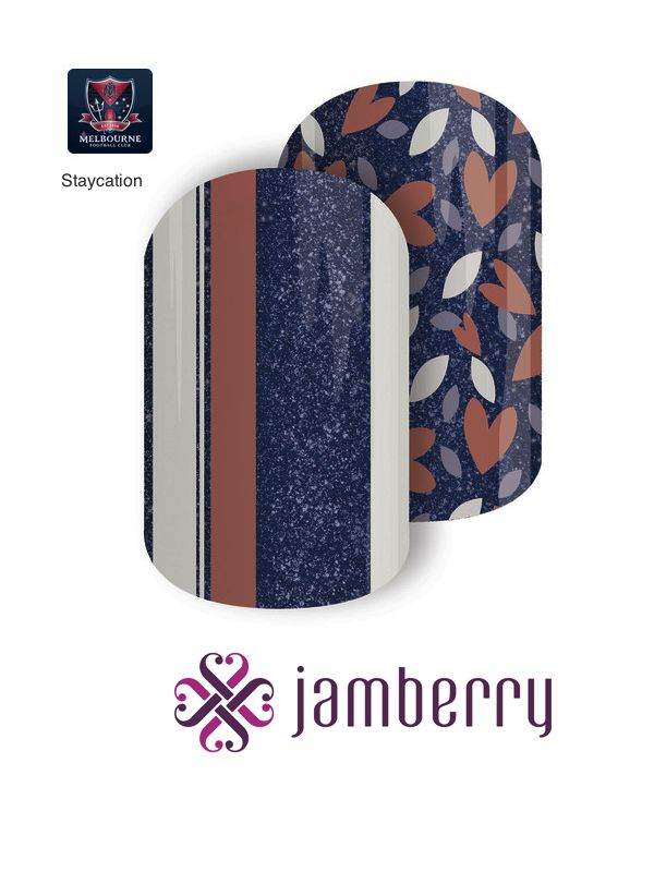 Jamberry Demons Inspiration - Staycation