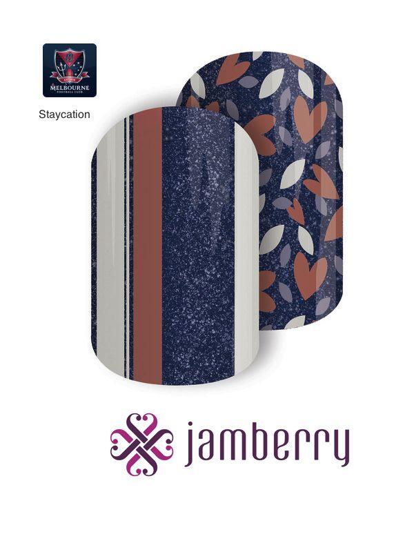 Jamberry Demons Inspiration - Staycation