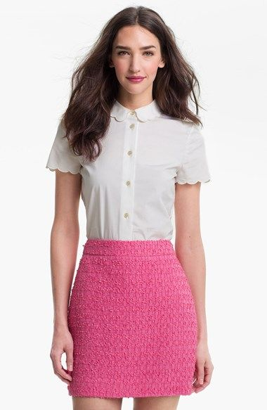 kate spade new york 'helen' top available at #Nordstrom