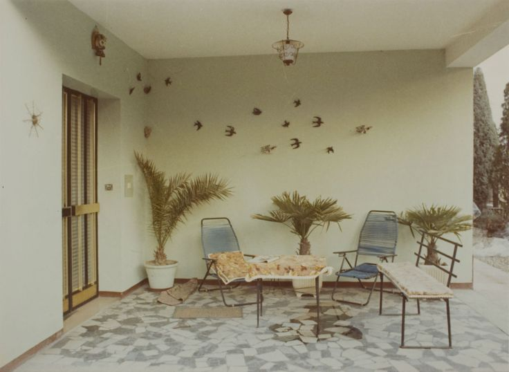 Dreaming of Italy. Vintage photograph by one of our favorite artists Luigi Ghirri, Modena, 1972. #uncommontravel