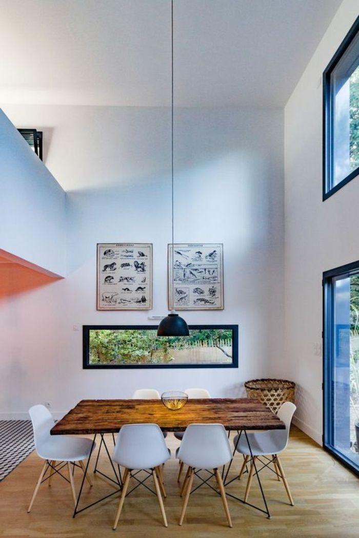 M s de 25 ideas incre bles sobre sillas blancas en for Idea interior comedores