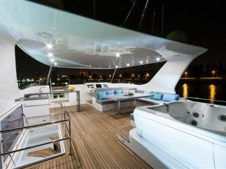SKYLARK | Luxury yacht charters | Catamaran for charter | Sunreef Yachts Charter