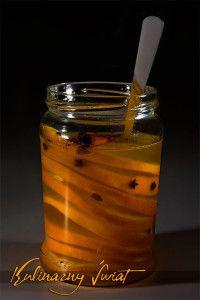 syrop pomarańczowy