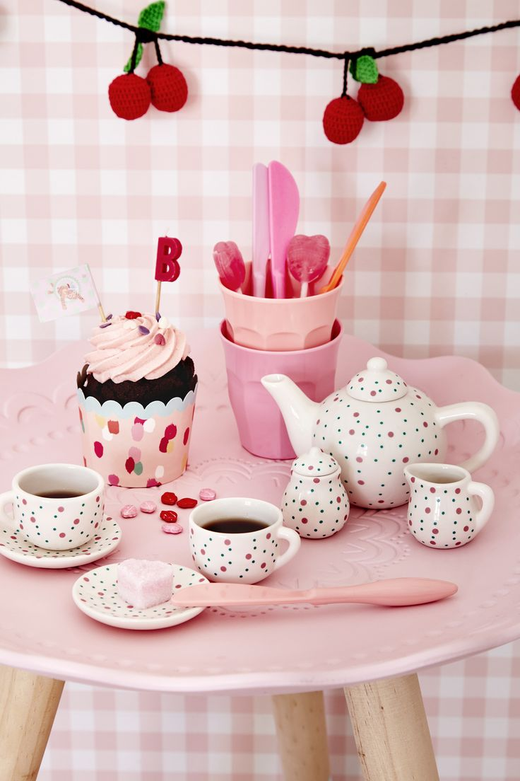 Have a funky teaparty - SS17