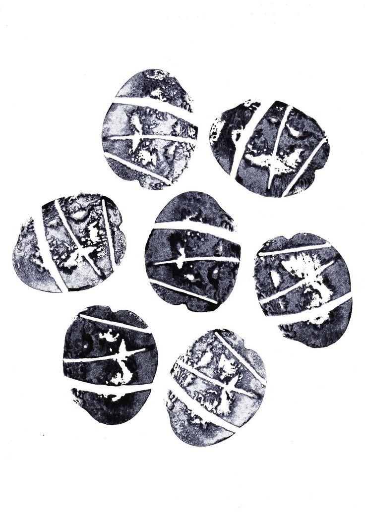 pebble prints - Google Search