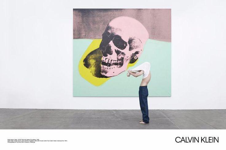CALVIN KLEIN Spring 2017:American Classics