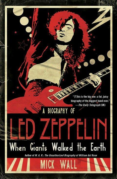 When Giants walked the earth Led Zeppelin