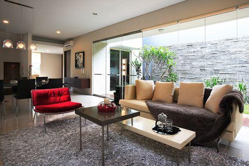 Interior rumah type Majestica mengutamakan kenyamanan dan kesehatan penghuni. Tata ruang yang apik dengan ventilasi yang baik