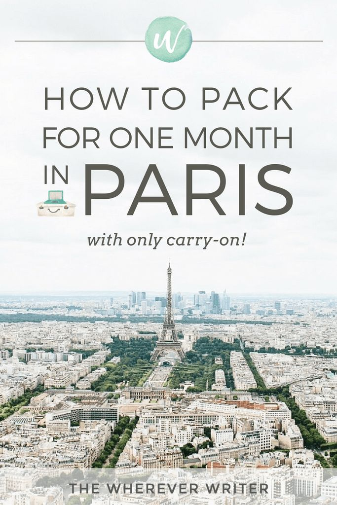 Paris packing list winter | Paris packing list fall | Get my EXACT packing list, and see how I did it all with just carry-on!