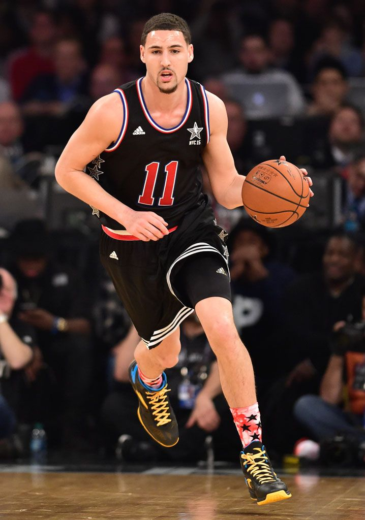 Klay Thompson Shoes | Kickspotting: NBA All Star Weekend 2015