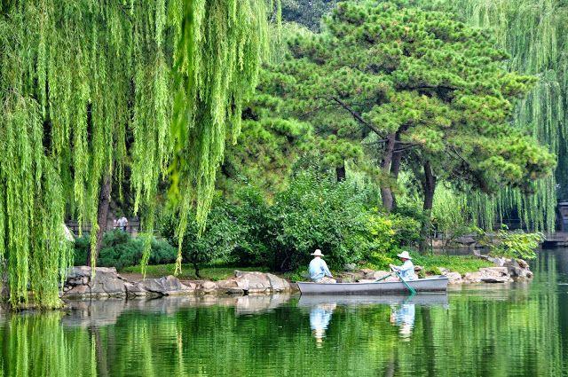 Twórcza Mama: Szanghaj i Pekin miastami miłości