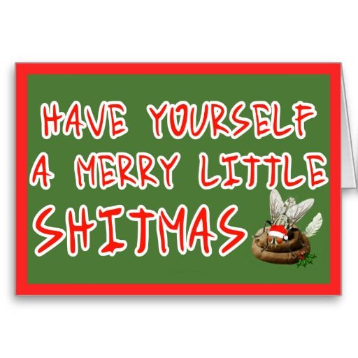 120 best Funny and offensive Christmas cards images on Pinterest ...