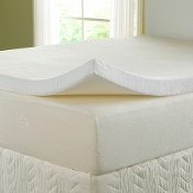 Memory foam mattress topper  CODE: MEMORY for 3/21