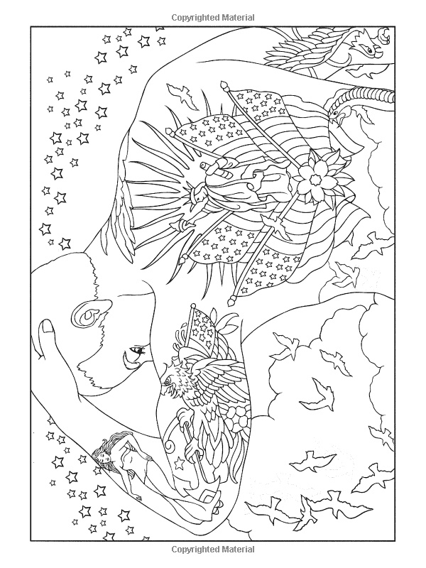 97 best Body Art Tattoo Coloring Pages for Adults images