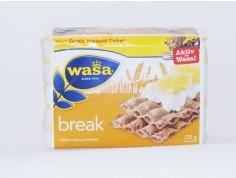 ★ Aktuelle Produktvorstellung: Wasa Knäckebrot Break - Verbindet Ihr Schweden nur mit Ikea und grausamen Krimis oder auch anderem, wie etwa Knäckebrot? ;)  http://www.kjero.de/testberichte/wasa-knaeckebrot-break.html