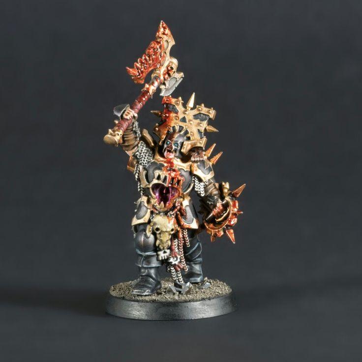 Khorne Blood Warrior #3