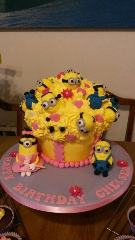 204 best Minions images on Pinterest Cake minion Minions and