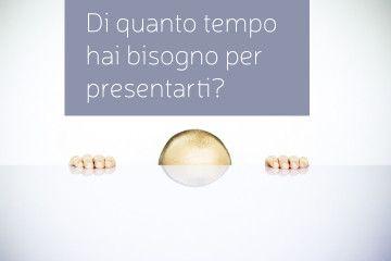 Personal Branding Di quanto hai bisogno per presentarti? www.frescheidee.com