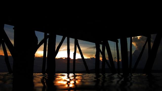 Sunset - Raja Ampat, Papua by rizaajeh15, via Flickr