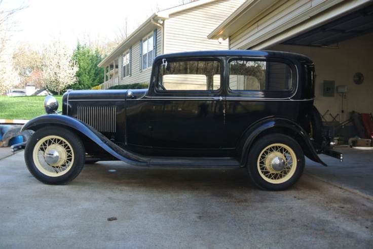 1932 ford 2 door sedan 1932 fords pinterest
