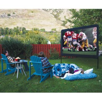 inflatable projection screen costco 2